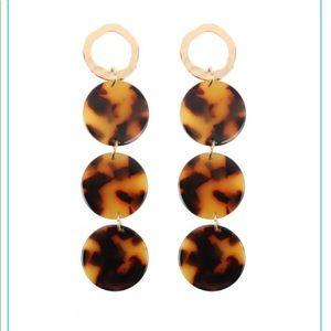 Jewelry - Tortoise shell dangle